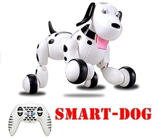 2 4g Wireless Remote Control Electronic Toy Robot Dog Robots And