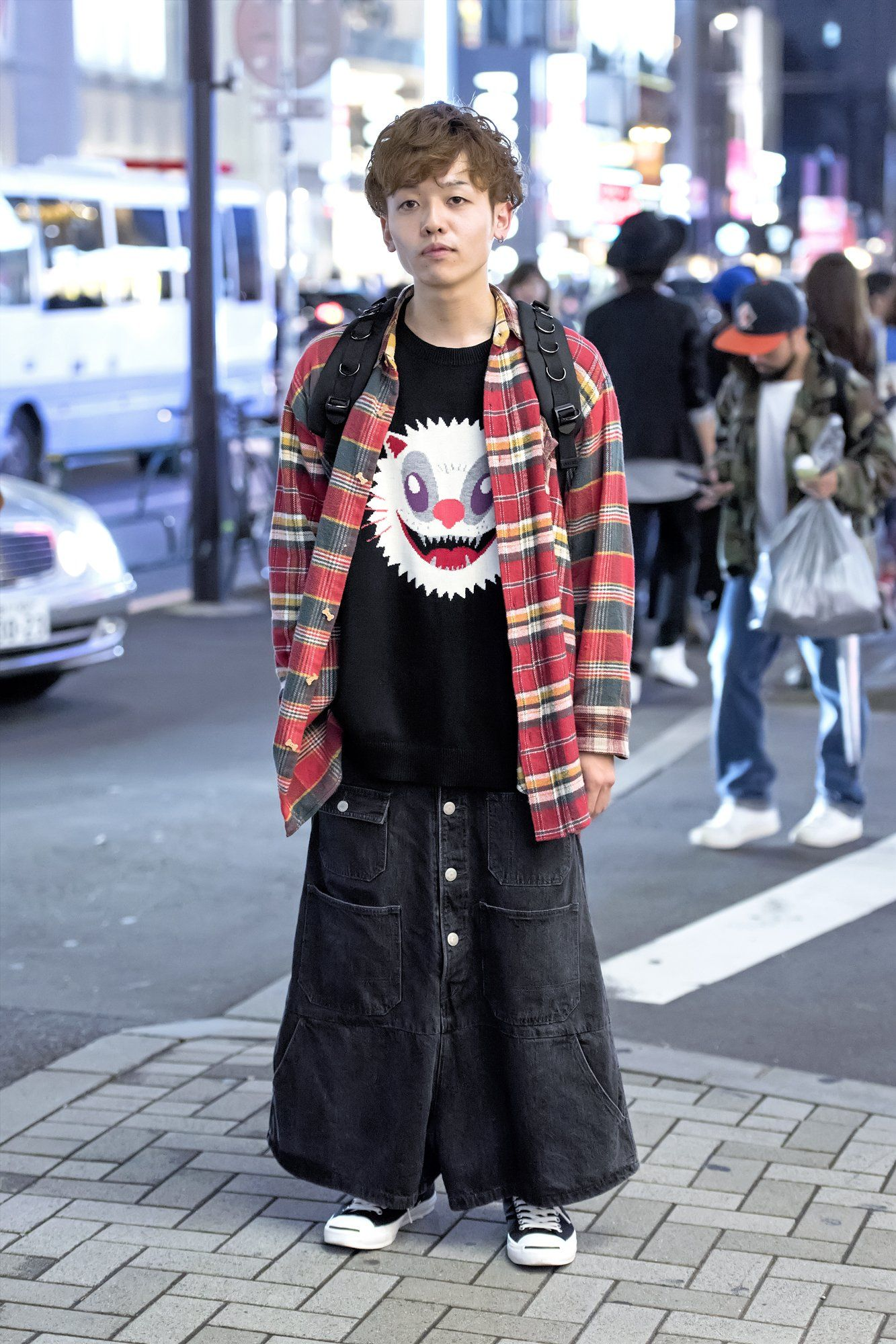 The Best Street Style From Fashion Week Tokyo Tokyo