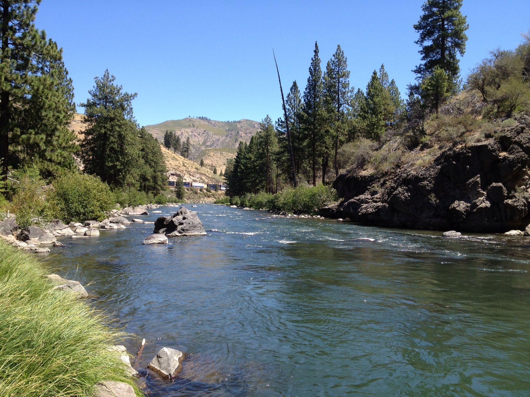 Truckee River Truckee River Visit California Outdoor Travel