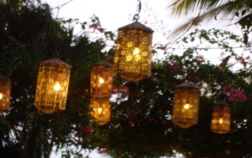 Rustic Mexican Outdoor Lighting
