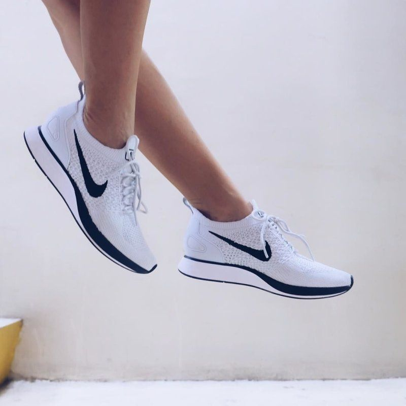 Find The Nike Air Zoom Mariah Flyknit Racer Women S Shoe At Nike Com Enjoy Free Shipping And Return Nike Training Shoes Flyknit Racer Women Nike Flyknit Racer