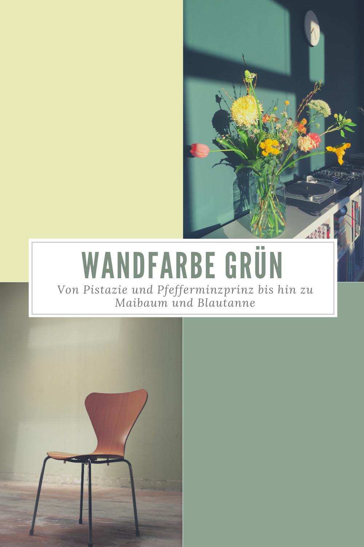 Wandfarbe Grun In 2020 Wandfarbe Grun Schoner Wohnen Wandfarbe Wandfarbe