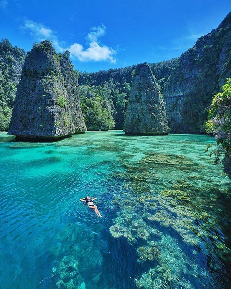 Balbulol, Misool, West Papua Places to travel, Travel
