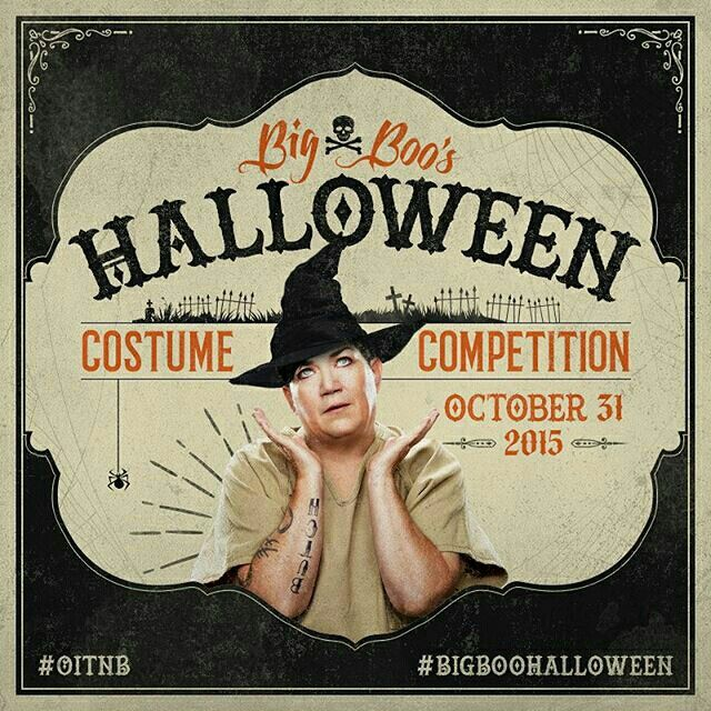 Big BOO Ideas got a spooky makeover for Halloween |Oitnb Big Boo Halloween Costume