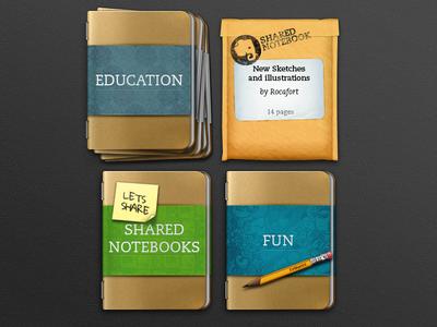 Evernote Peek Icons Evernote, App icon design, Icon design