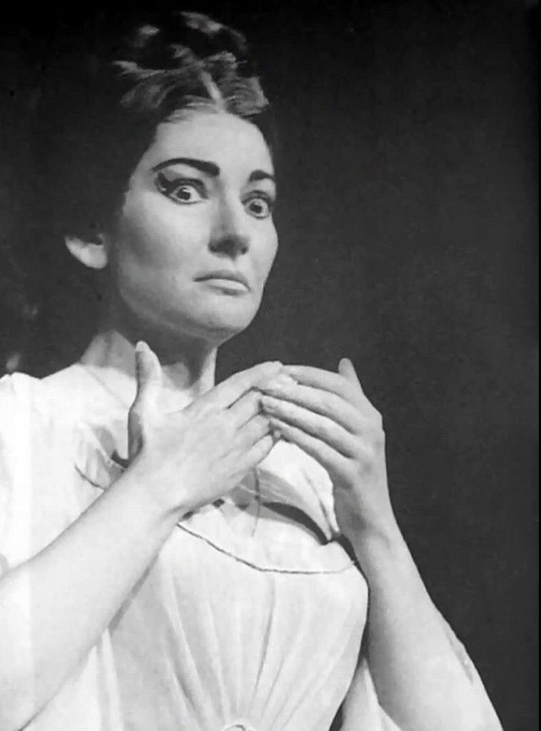 Pin By Kendall Carr On Maria Callas As Norma Maria Callas Beautiful Voice Singer