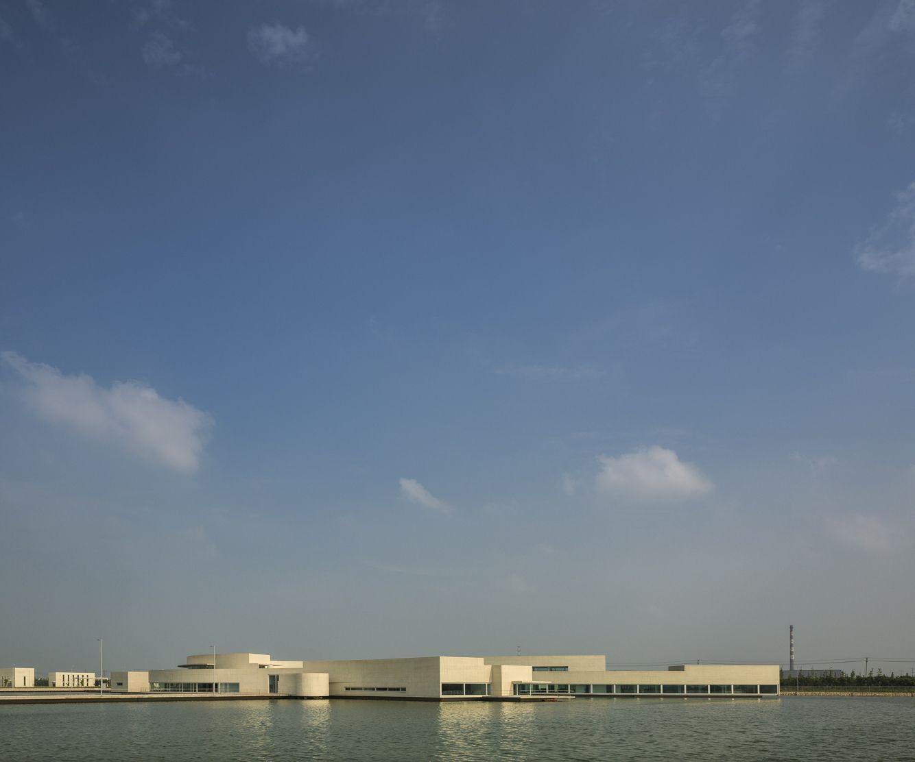 Building on Water • Huai'an, China - Álvaro Siza Vieira + Carlos Castanheira