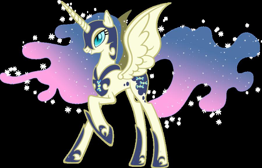 Nightmare ponies! - FIMFiction.net