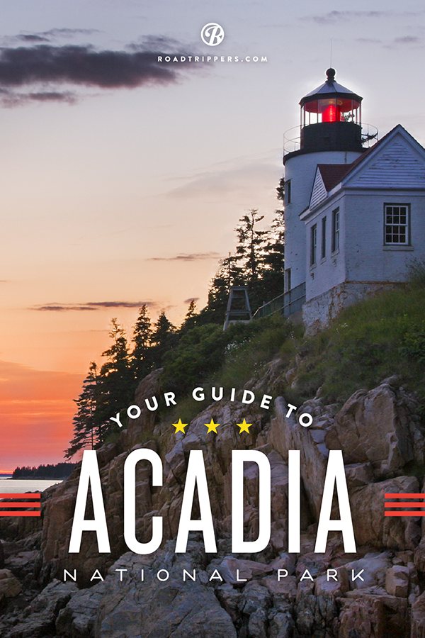 The Ultimate Guide To Acadia National Park Acadia National Park - Acadia national park on the map of the us