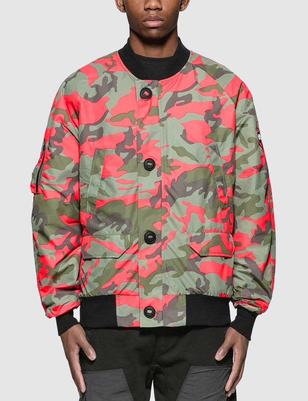 Canada Goose Fader Bomber Jacket (With images) Bomber
