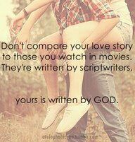 God is the best author