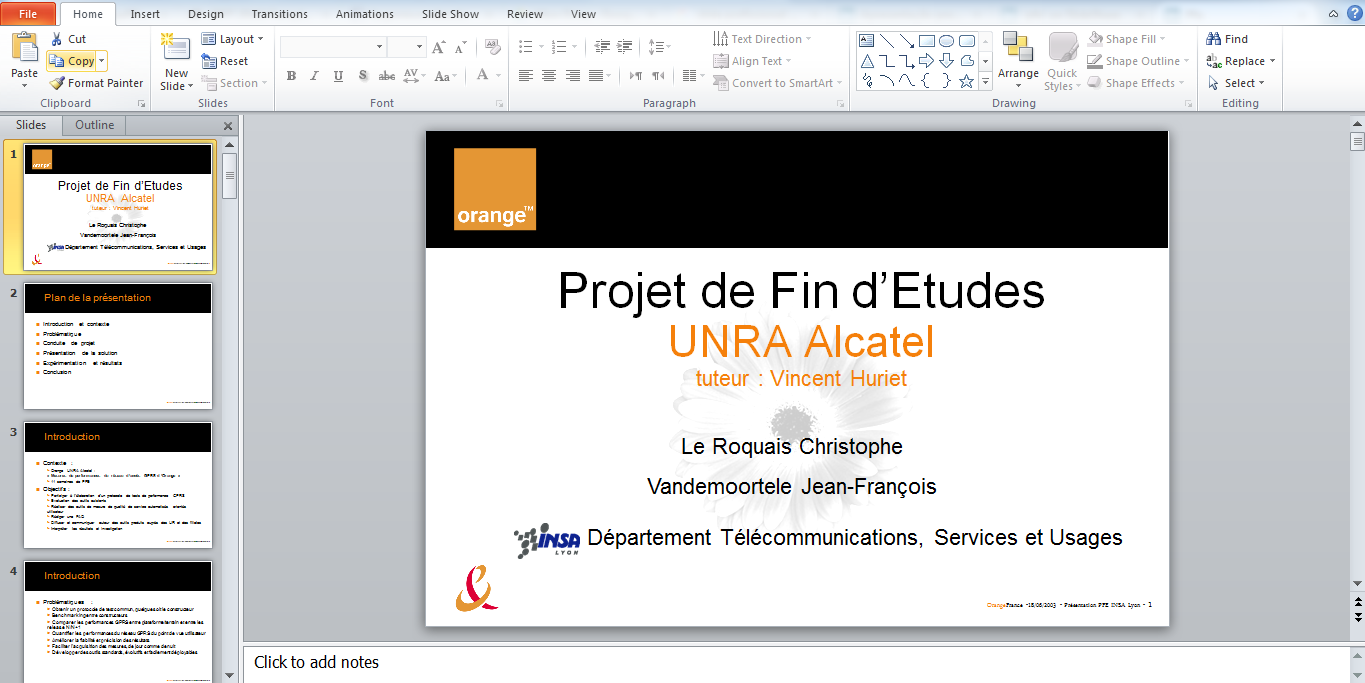 pr u00e9sentation powerpoint soutenance exemple -