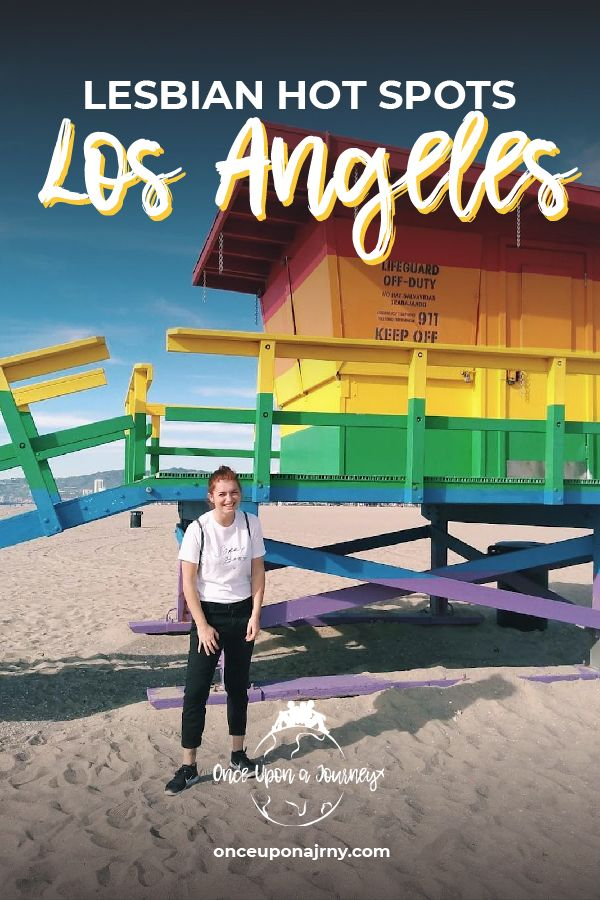 Gay lesbian bars westside los angeles