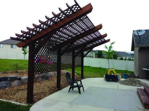 Photo of Pergola tak och pergola täcker – uteplats skugga alternativ och idéer