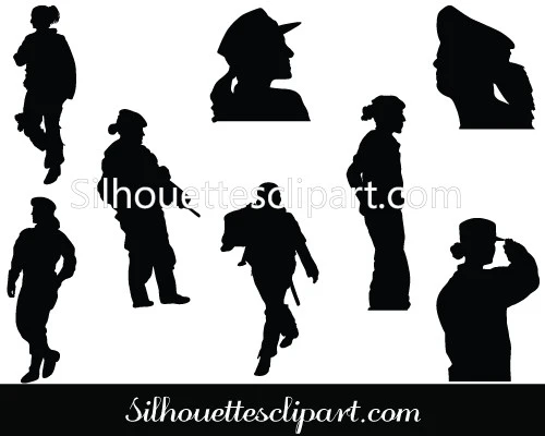 Soldier Silhouette Png Free Png Images Png Free Png Images Soldier Silhouette Silhouette Png Silhouette