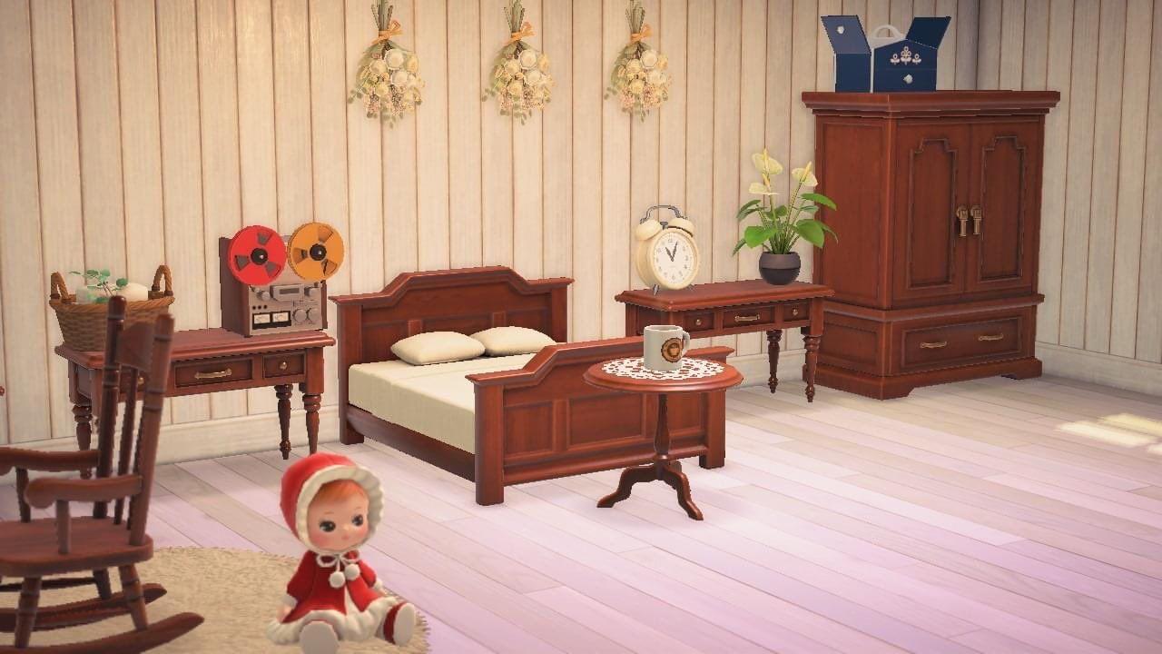 Twilightstanaccount On Twitter Animal Crossing Antique Bedroom Antiques Acnh antique bedroom ideas