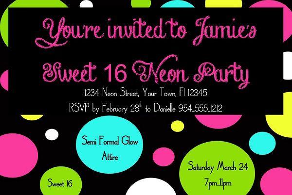 Birthday invitations birthdays birthday invitations 365greetings 16 birthday partiessweet stopboris Images