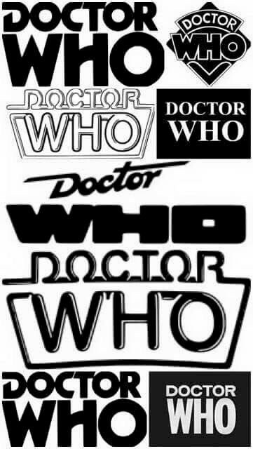 Doctor Who Logos Doctor Who Logo Doctor Who Original Doctor Who