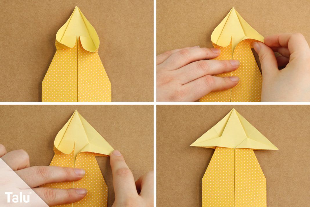 Origami Fã R Anfã Nger