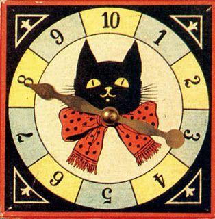 antique black cat game...