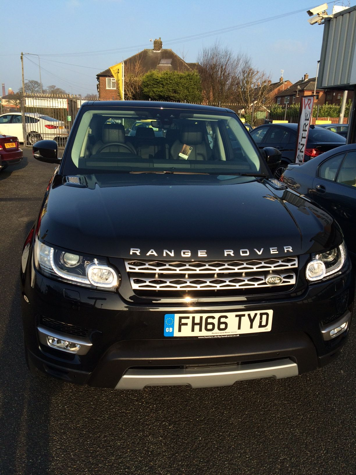 The Range Rover Sport Carleasing Deal Hopefully One Of The Many Cars And Vans Available To Lease From W Range Rover Supercharged Range Rover Sport Car Lease