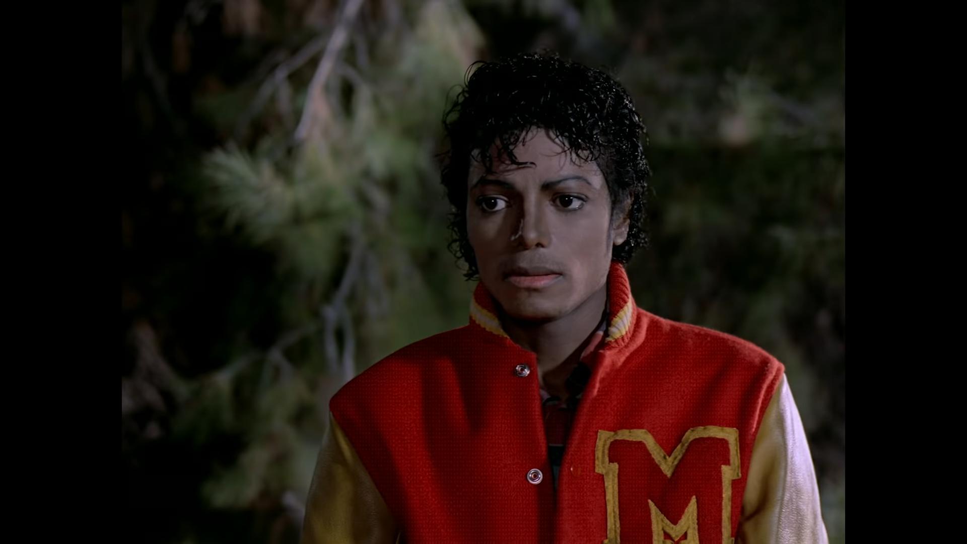 Michael Jackson Thriller 3d Hd Screenshot Michael Jackson Thriller Mike Jackson Thriller
