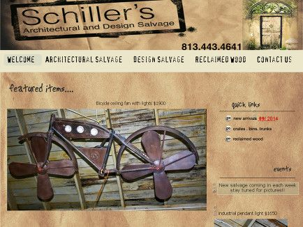 Schillers Architectural And Design Salvage Backyard Living