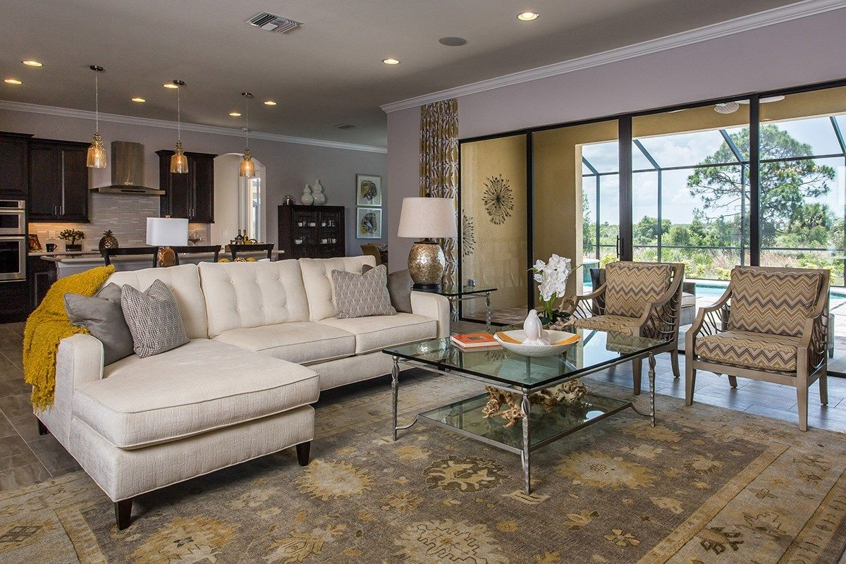 Now openthe pinehurstat sarasota nationalby lennar homes model home interiors robb  stucky also rh pinterest