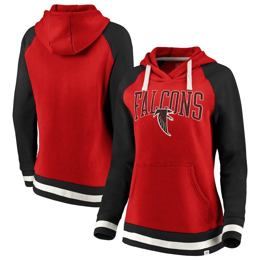 c24a1857 NFL Pro Line by Fanatics Branded Atlanta Falcons Women's Red/Black ...