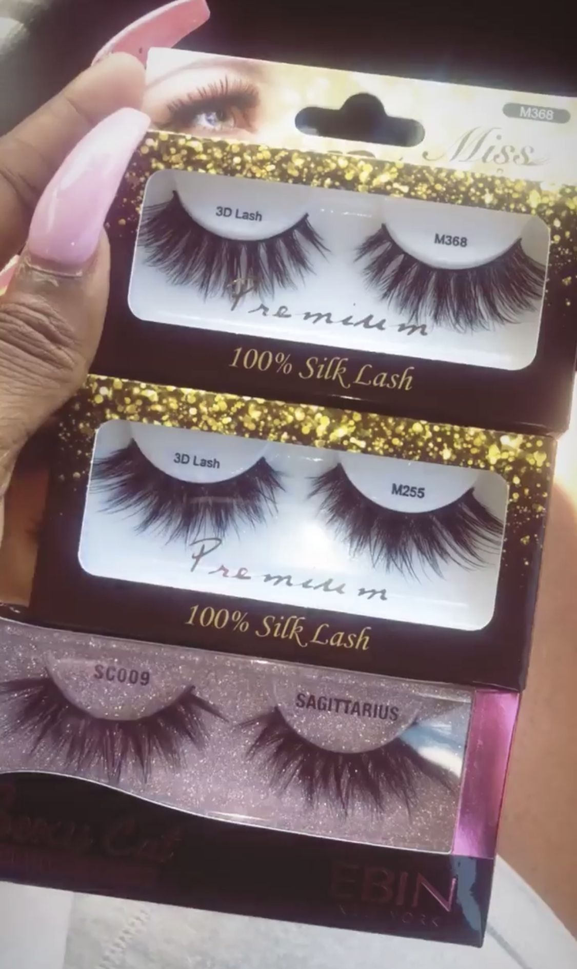Pin On Lashes And Gloss