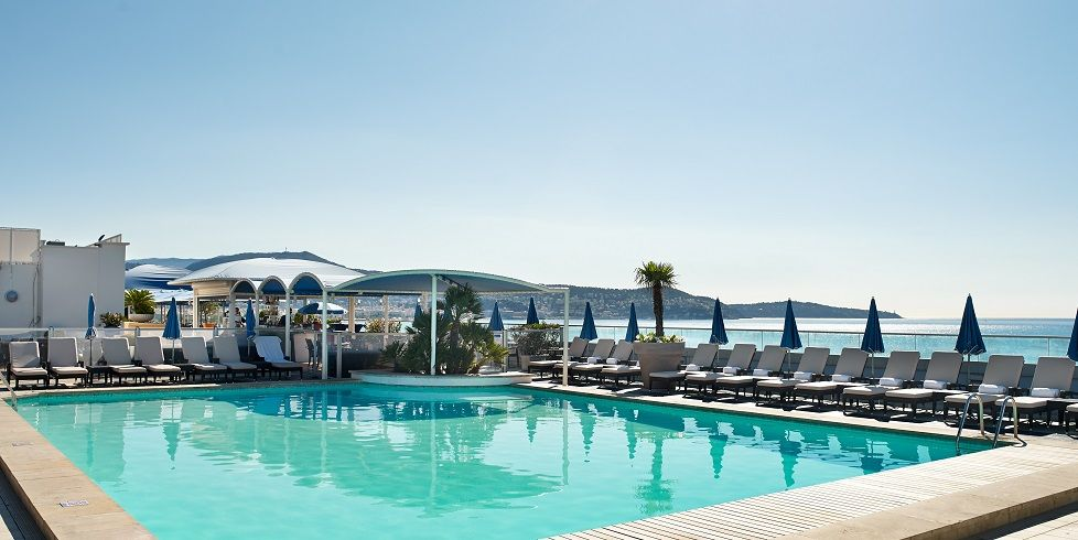 Hotel Nice Radisson Blu Located On The French Riviera