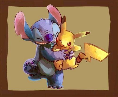Pin By Ray On Disney Stitch And Pikachu Disney Drawings Stitch Disney