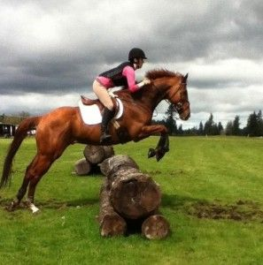"""I think your equitaiton is fabulous. We can fix your lower legs easily. Just...."" Click the link to see what Rob advises this rider to do!"