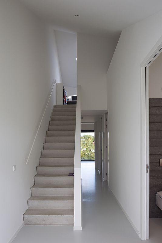 Jagerjansen huis jaapjudith betonnen trap trappen pinterest cosy attic and house - Huis trap ...