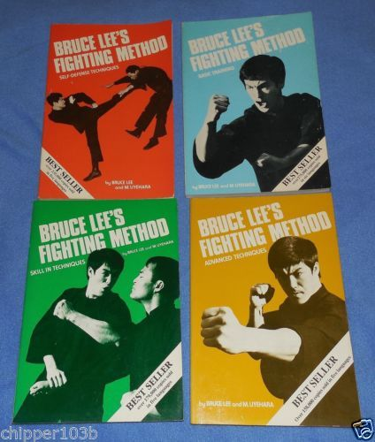 2 Vol Bruce Lees Fighting Method