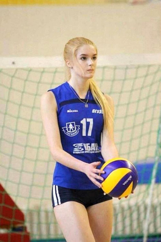 volley ball modelos jugadoras de