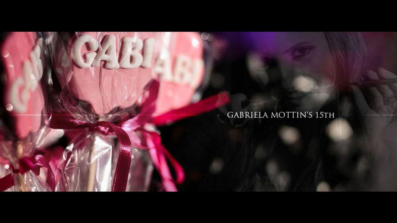 15 anos Gabriela Mottin / Guilherme Coelho Produções