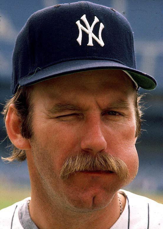 Sparky Lyle - New York Yankees