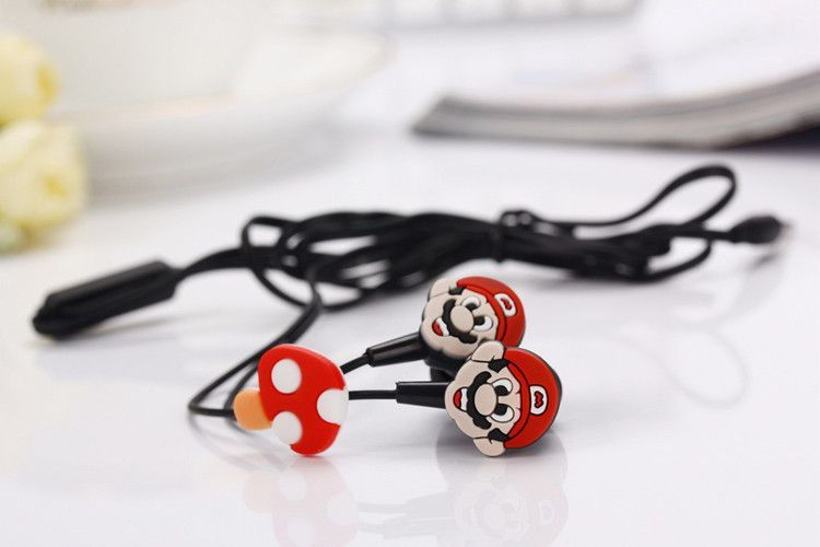 Cartoon earphone minions Despicable Me superman in-ear headset 3.5mm Avengers jake stereo headphones for iphone5 Samsung E05