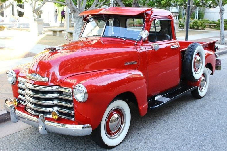 Ebay 1952 Other Pickups 5 Window Frame Off Restoration 1952