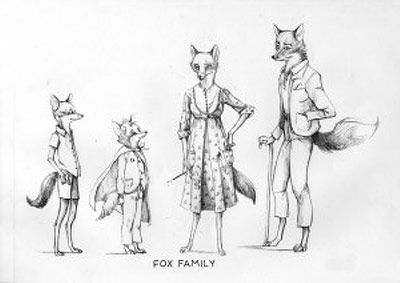 Line Drawing Fox : The most awesome images on internet mr fox foxes and