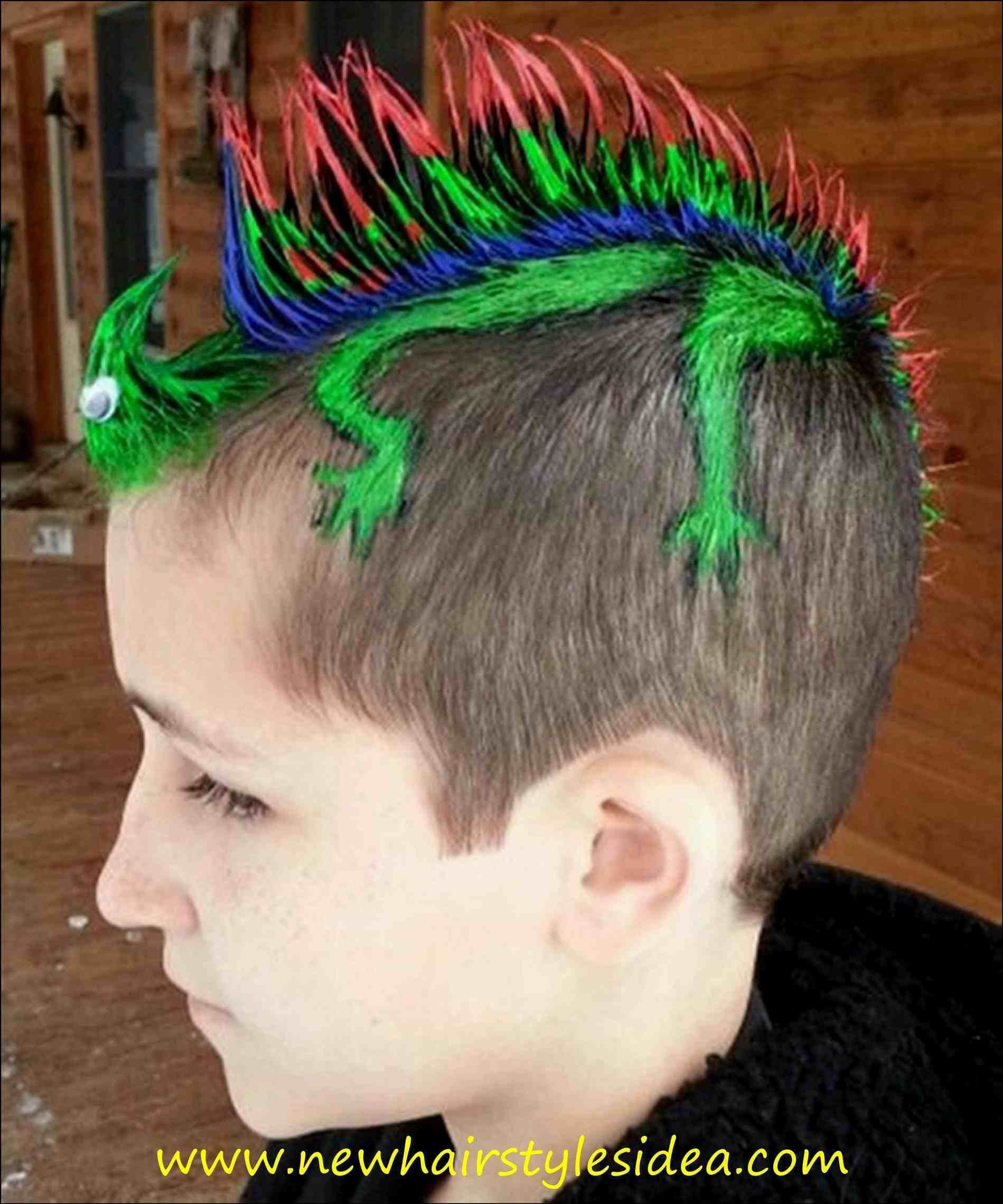 Haircuts And More Fresh Kids Haircut 1 On The Sides Slickback On Top