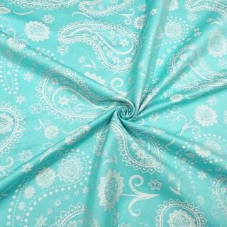efdf4a2ade0 Fidella babywrap -Limited Edition  -Persian Paisley -sea breeze -linen- Baby