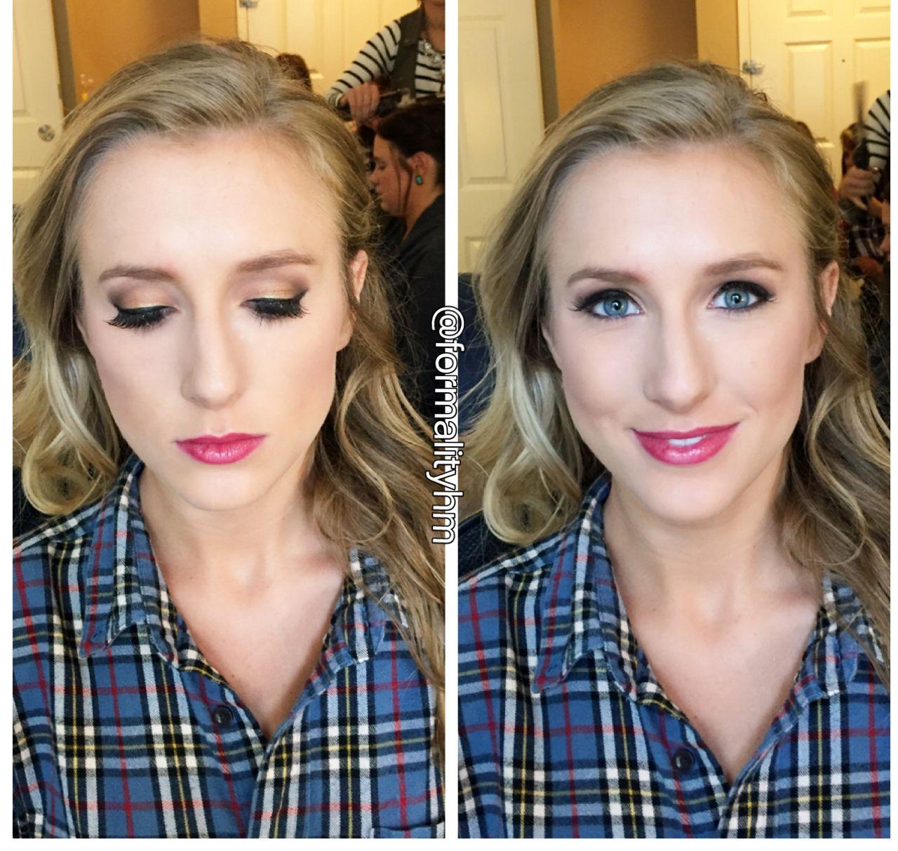 Wedding makeup event makeup neutral makeup fall wedding