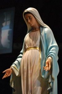 Image result for image of the pregnant virgin mary