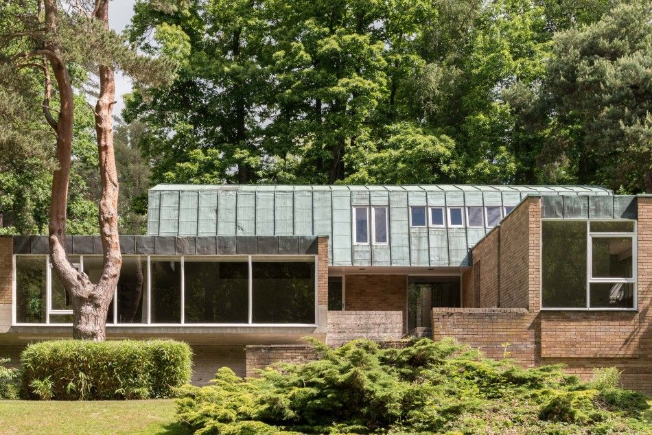 Architect Leslie Gooday OBE St Georges Hill Weybridge Surrey