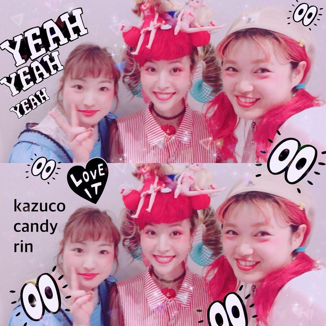 Candy さんはinstagramを利用しています 昨日はお休みを使って 東京ヘアビューティー専門学校に お招き頂いてヘアショーを 行いました Tokyohairbeauty Hair Kazuco Make Kasumilky 私は頭の貸し 画像あり ヘアショー ビューティー ヘアアレンジ