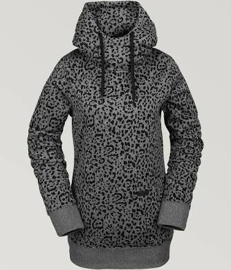 Pandapang Women Pullover Long Sleeve Fleece Top Warm High Collar Sweatshirts