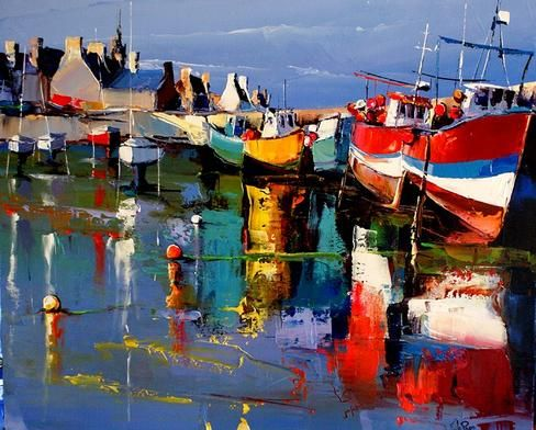 les photos de bretagne paysages roscoff peintres bretons pinterest bretagne paysage. Black Bedroom Furniture Sets. Home Design Ideas