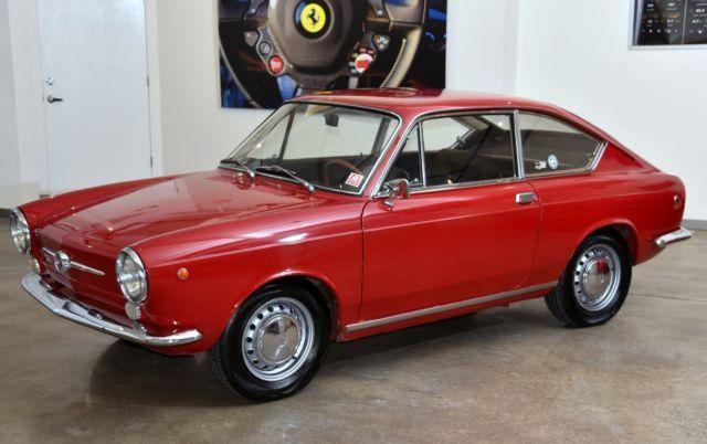Afbeeldingsresultaat Voor Fiat 850 Coupe Series 1 Met Afbeeldingen